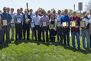 Innovation Awards Honor Nordson Employees.
