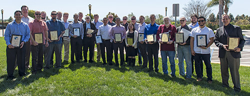 Nordson West Innovation Award Recipients