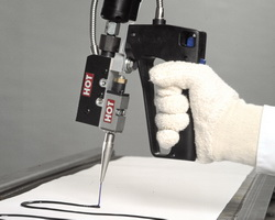 FP-200 handheld applicators for manual hot melt dispensing