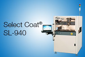 Automate your conformal coating process to gain consistent, high-quality results