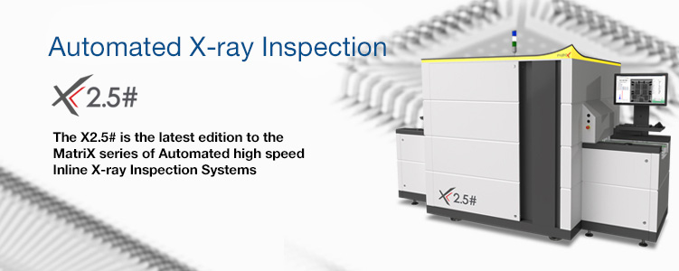 Matrix - Automated X-ray Inspection