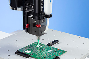 EFD solder products include ISO-certified dispensing paste, flux, and TIM.