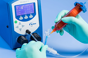 Ultimus fluid dispensers offer precise control for advanced applications.