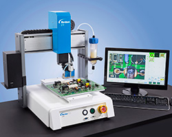 3 Axis Ev Series Automated Fluid Dispensing Robot