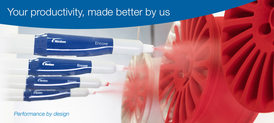 Powder Coating   Nordson Industrial Coating Systems