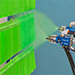 Trilogy® Non-Electrostatic Liquid Spray Gun