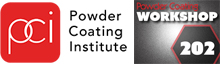 PCI Powder Coating Workshop 202