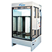 MicroMax™ Manual Powder Coating Spray Booths