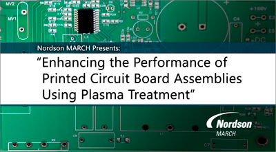Plasma Treatment for PCB Assemblies