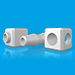 Build-A-Part Bondable Prototyping Fittings