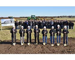 Nordson EDI Groundbreaking Ceremony