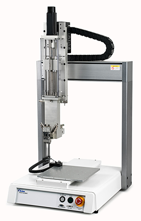 Meter Series XYZ Tabletop Robot - Automated Dispensing Of