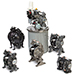 Nordson Diaphragm Pumps